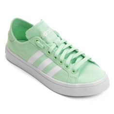 Tênis Adidas Feminino Casual Courtvantage Low