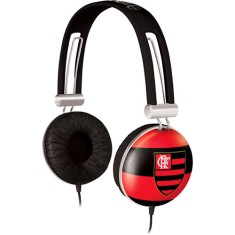 Headphone Waldman Soft Gloves Flamengo