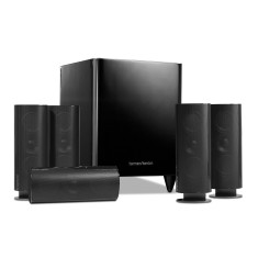 Home Theater Harman Kardon 120 W 5.1 Canais HKTS 60