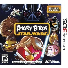 Jogo Angry Birds: Star Wars Activision Nintendo 3DS